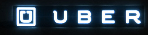 UBER glow el panel animation 8