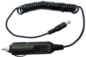 Car Lighter adaptor for powering electroluminescent products in cars
