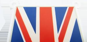vinyl print el panel union jack