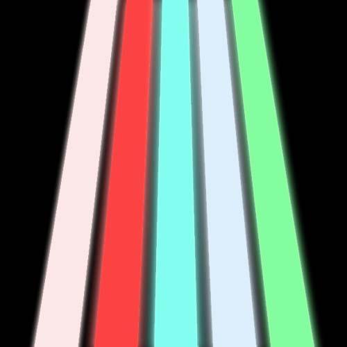 EL Tape 1 Meter x 2cm all lengths electroluminescent glow lighting