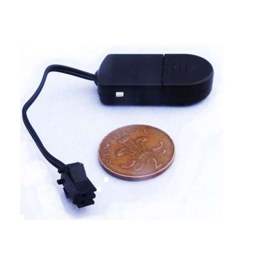 Portable micro driver for glowing shape el panel & tape