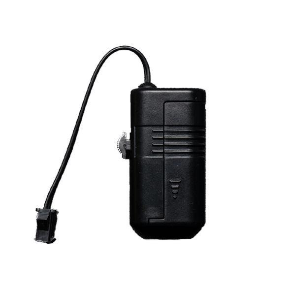 Mini Driver - portable inverter for glowing shape el panel & tape