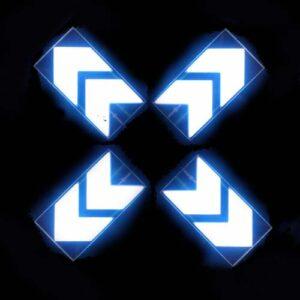 el shape arrows