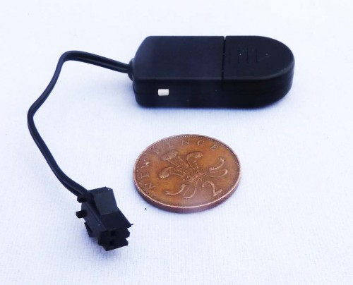 Micro Driver - portable inverter for el wire and panels