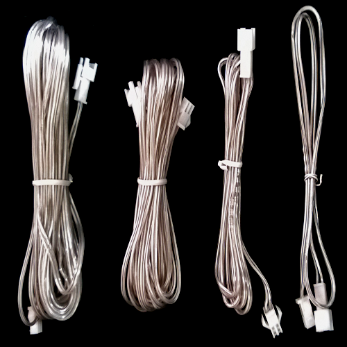 extenders for elecrtroluinescent products in various sizes and colours