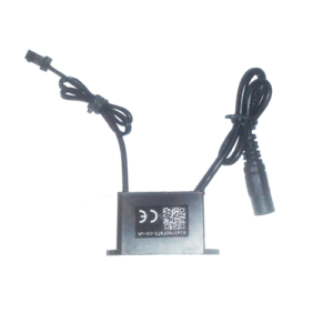 12v potted inverter with 2.1/5.5mm jack plug