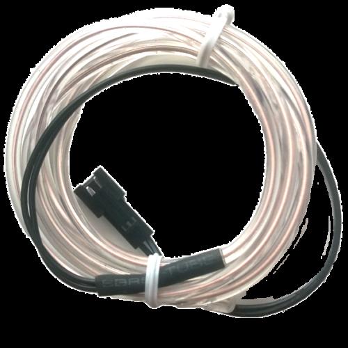 5mm glowing el wire