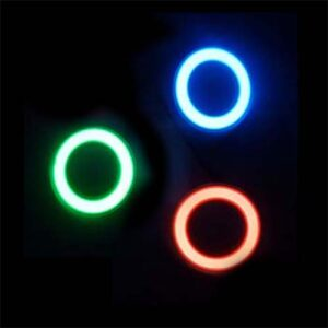 2cm glowing hoop for detroit becoming human cosplay costume
