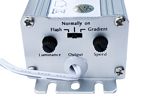 A5 dedicated EL inverter with brightness and speed dials