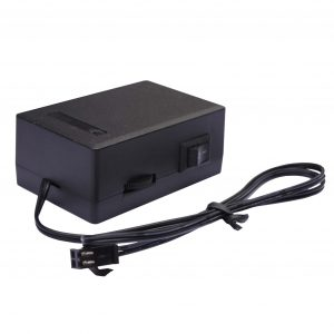 12V sound activated el driver for 10 to 120 square centimetres of el panel or tape