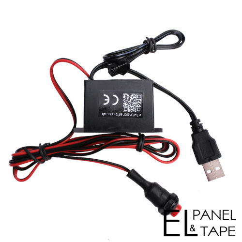 USB powered el panel driver for 50 to 300 square cm