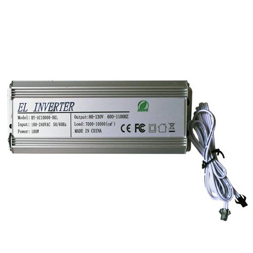 7000 to 10000 square centimetre electroluminescent driver
